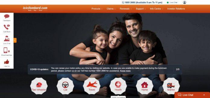 ICICI Lombard General Insurance