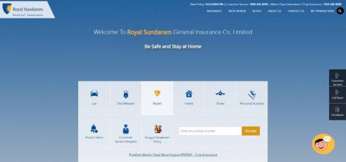 Royal Sundaram Alliance Insurance